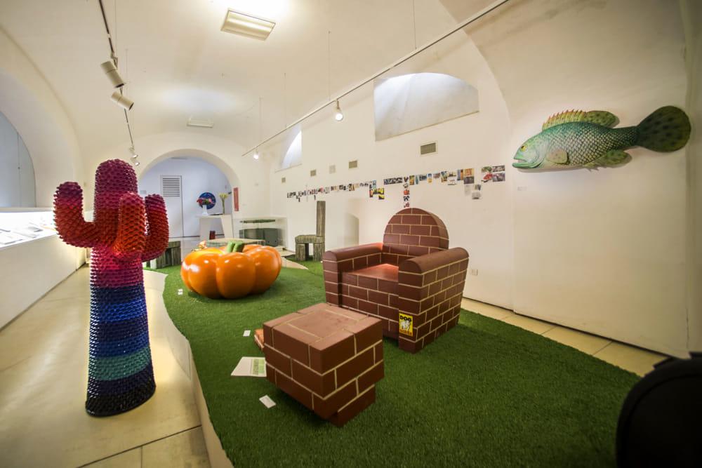 Iniziative per l'ottavo compleanno del Museo PLART di Napoli